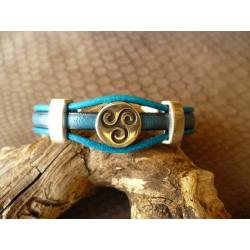 Bracelet Triskell