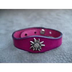 Bracelets à Motif Edelweiss