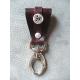 Porte clefs ceinture
