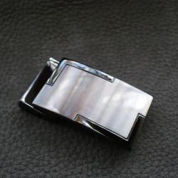 Boucle de ceintures plaque 3 cm B1