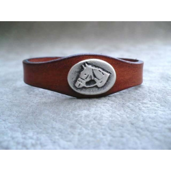 Bracelets à Motif Tête Cheval 2