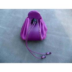 Bourse violette