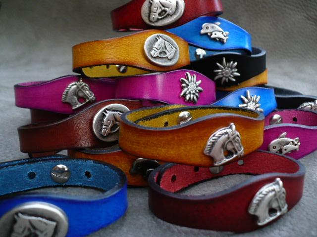 Bracelets à Motif