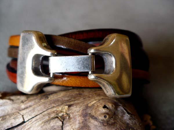 Bracelet Double Tresse